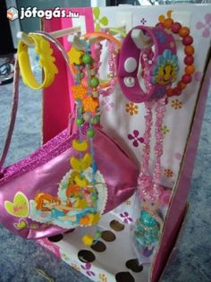 Gyerek ékszerek Barbie, Fifi, Hercegnők