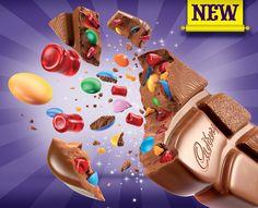 3D | NEW Cadbury Marvellous Creations Bar • India on Behance