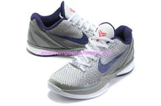release date: 5142e 56ada  Womens Kobe 6 China Cool Grey Violet 429659 006  shoe · Nike ...