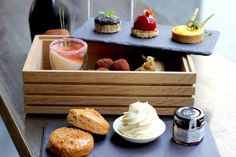 Langham Place NY Modern Afternoon Tea