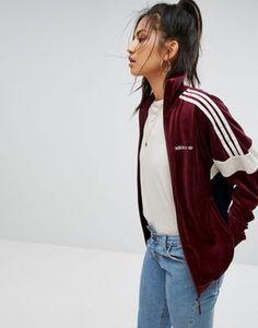 cd6223c9db 10 meilleures images du tableau veste adidas et nike | Adidas jacket ...
