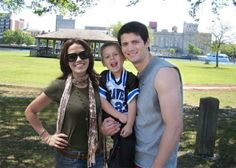 Bethany Joy Lenz, Jackson Brundage and James  Lafferty