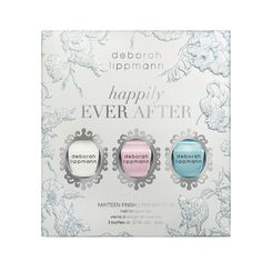 #HAPPILY EVER AFTER BRIDAL SET #デボラリップマン