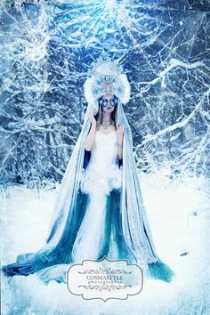 Model for one day icequeen