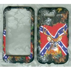 Camo Rebel Flag Buck Deer Htc Wildfire S Prepaid Android Phone C Spire Virgin Mobile Us Cellular Metro Pcs Cover Case Snap on Faceplate http://www.amazon.com/gp/product/B008WCDT5G/ref=as_li_ss_tl?ie=UTF8=1789=390957=B008WCDT5G=as2=southern085-20