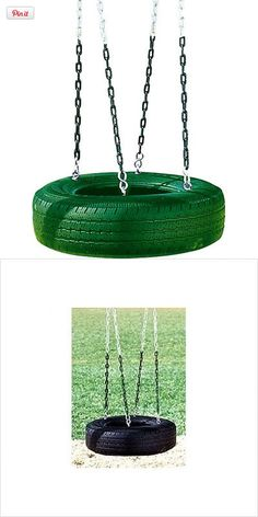 Single Axis Plastic Tire Swing, Durable plastic construction . Swing set accessory makes great addition to swing sets . Fits children or adults, #Toys, #Play Sets & Playground Equipment