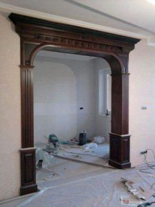 new latest ultimate partition design gallery.partition design between kitchen and lobby Room Door Design, Wooden Door Design, Main Door Design, House Design, Wooden Arch, Wooden Doors, Wall Design, Living Room Partition, Room Partition Designs
