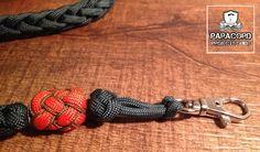 paracord spool knitting lanyard