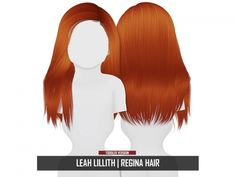 LEAH LILLITH | REGINA HAIR - TODDLER VERSION - The Sims 4 Download - SimsDomination Sims 4 Toddler Clothes, Sims 4 Cc Kids Clothing, Sims 4 Mods Clothes, Toddler Girls, Toddler Outfits, Girl Outfits, Sims 4 Body Mods, Sims 4 Game Mods, The Sims 4 Bebes