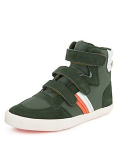 Green unbranded high tops