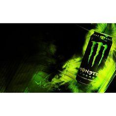 Monster Energy Drink Banner Fan Flag 3X5FT #Unbranded