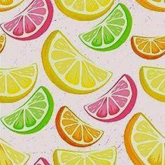 ❤Blogger Background❤ ~Colorful Oranges Segments~ PicFish.blogspot.com