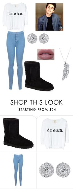 """Meet And Greet//Twaimz"" by forever-young114 ❤ liked on Polyvore featuring UGG Australia, Billabong, Miss Selfridge, Stone Paris, women's clothing, women, female, woman, misses and juniors"