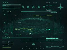 Guardians of the Galaxy UI screen / Prison activity Monitor By Territory Studio Game Interface, User Interface Design, Gfx Design, Activity Monitor, Holography, Head Up Display, Artwork Images, Ui Design Inspiration, Dashboard Design