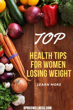Learn about some of the top health tips for women losing weight. We talk about nutrition tips for weight loss, physical activity tips for weight loss and more.  #weightloss #loseweight #weightlosstips Diabetic Meal Plan, Diabetic Snacks, Healthy Snacks For Diabetics, Diabetic Recipes, Diet Recipes, Healthy Recipes, Easy Diabetic Meals, Healthy Breakfasts, Diabetic Cookbook