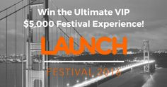 Ultimate $5k VIP LAUNCH Festival Package Festival 2016, Meaningful Photos, Adult Crafts, Start Up Business, Giveaways, Vip, Documentaries