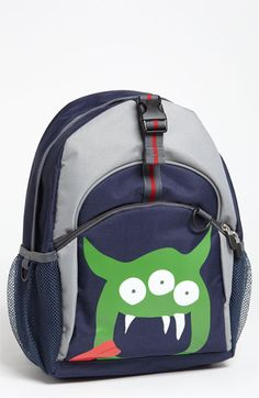 Kindergarten Backpack?????  Hanna Andersson Backpack (Boys) available at #Nordstrom