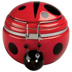 this lady bug jar is so cute! $5.25 ♥totsy.com♥  @ Sis-in-Law :)