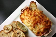 Cheesy Baked Artichoke Dip Recipe on Yummly