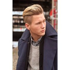 Amazing Pompadours, Quiffs and Undercut Hairstyle Inspirations
