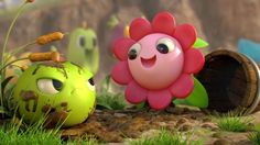 Cute 3d modeling and animation  Farm-Heroes-4.jpg 960×540 pixels