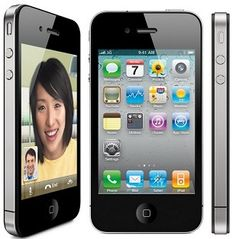 iPhone 4S 16GB has attractive design and color with 8MP camera.