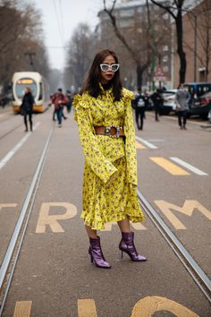 Milan Street Style Is All Gucci, Gucci, & More Gucci +#refinery29