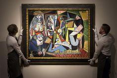Las obras de arte más caras del Mundo