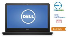 """Laptop Deals - NEW DELL Laptop Computer 17"""" Windows 10 Webcam 4GB 500GB WiFi DVD (FULLY LOADED) #Dell"""