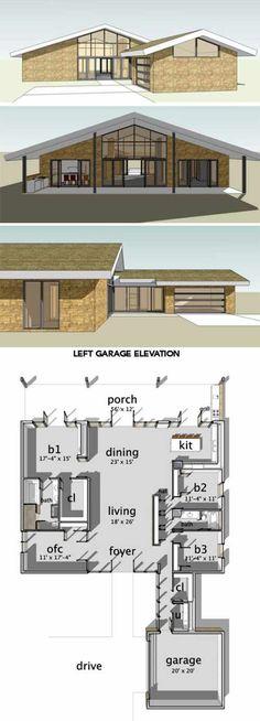 Plan 64-172 mentioned on Retrorenovation.com