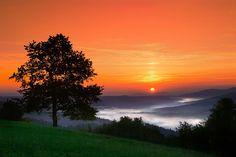 Awakening sun by Rudi Majerle on 500px