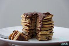 Chocolate Chip Pancakes |