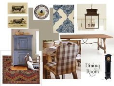 Lilacs and Longhorns: My Dining Room -- The Big Reveal!!