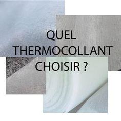 Quel thermocollant choisir- Tout savoir sur le thermocollant