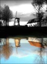 Original Flemish Windmill