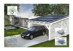 carport solar structures | Solar Carports | SolTec cc