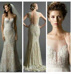 31 Unique & Hot Wedding Dresses For 2017