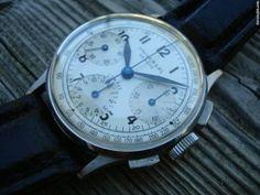 a613e132e2f Universal Geneve Compax chronograph Empresas De Relógios De Pulso