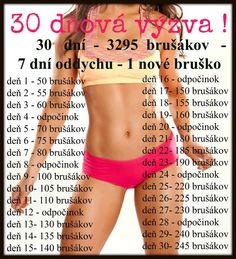 30dni brucho Body Fitness, Fitness Tips, Fitness Motivation, Health Fitness, Workout Challenge, Excercise, Stay Fit, Pilates, Fitness Inspiration