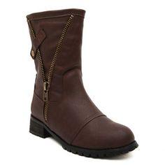 Fashion Boots Riding/Equestrian Boots - Shop Boots Online at DressLily.com