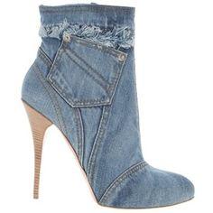 GIANMARCO-LORENZI-denim-ankle-boot