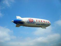 Blimp, Dirigible, Airship?