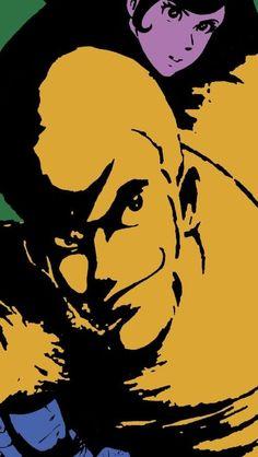 ファーストシリーズ オープニングで使用 Lupin The Third, Manga Characters, Fictional Characters, Anime Figures, Cultura Pop, Cool Cars, Pop Art, Hero, Animation