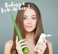 Babosa no cabelo: o guia completo! Como usar no cabelo loiro, no cacheado, mancha ou não mancha, hidratação com babosa e muito mais!