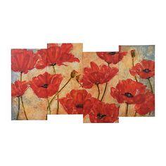 Ruby Slippers Canvas Art Print | Kirklands