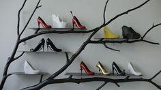 Artista cria coleção de sapatos inspirada em seus amores