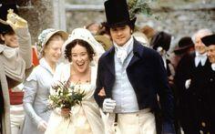 Colin Firth as Mr Darcy in 'Pride and Prejudice' (1995)