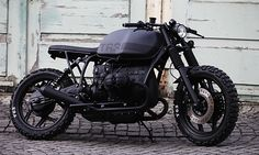 Angry Motors BMW R80 T63