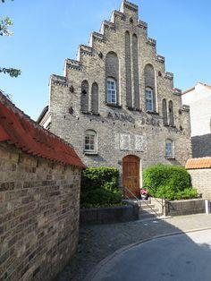 Church, Aalborg DK by G. David Wilkerson, via Flickr Danish Culture, Scandinavian Architecture, Aalborg, Church Building, Odense, Copenhagen Denmark, Faroe Islands, Iglesias, Place Of Worship
