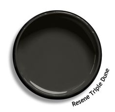 Resene Triple Dune is a brown edged charcoal, hard edged and advancing. From the Resene Whites & Neutrals colour collection. Try a Resene testpot or view a physical sample at your Resene ColorShop or Reseller before making your final colour choice. www.resene.co.nz